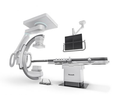 Medical Angiography X-ray System Framework